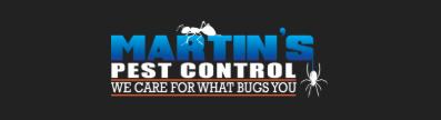 Martin's Pest Control's Logo