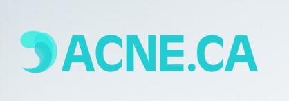 Acne.ca's Logo