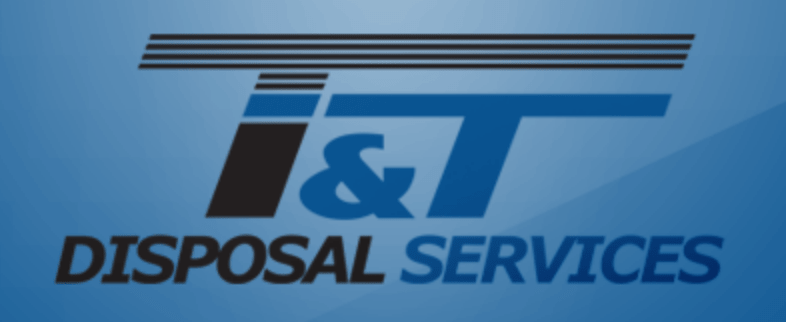 T&T Disposal Services' Logo