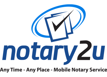 Notary2U's Logo