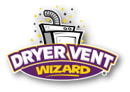 Dryer Vent Wizard's Logo