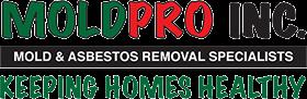 Mold Pro, Inc.'s Logo