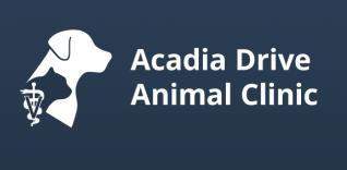 Acadia Drive Animal Clinic's Logo