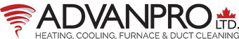Advanpro Furnace and Duct Cleaning Ltd.'s Logo