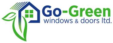 Go-Green Windows & Doors' Logo