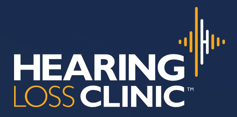 HEARING LOSS CLINIC's Logo