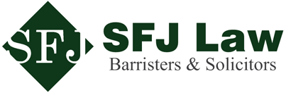 SFJ Law Barristers & Solicitors' Logo