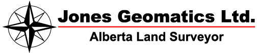 Jones Geomatics Ltd.'s Logo