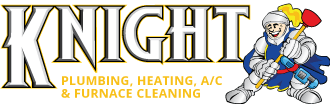 Knight Plumbing, Heating & Air Conditioning Ltd.'s Logo