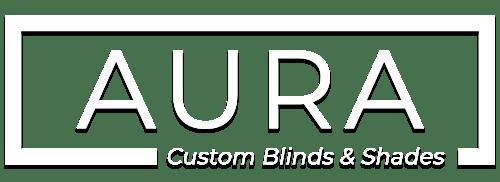 Aura Custom Blinds and Shades' Logo