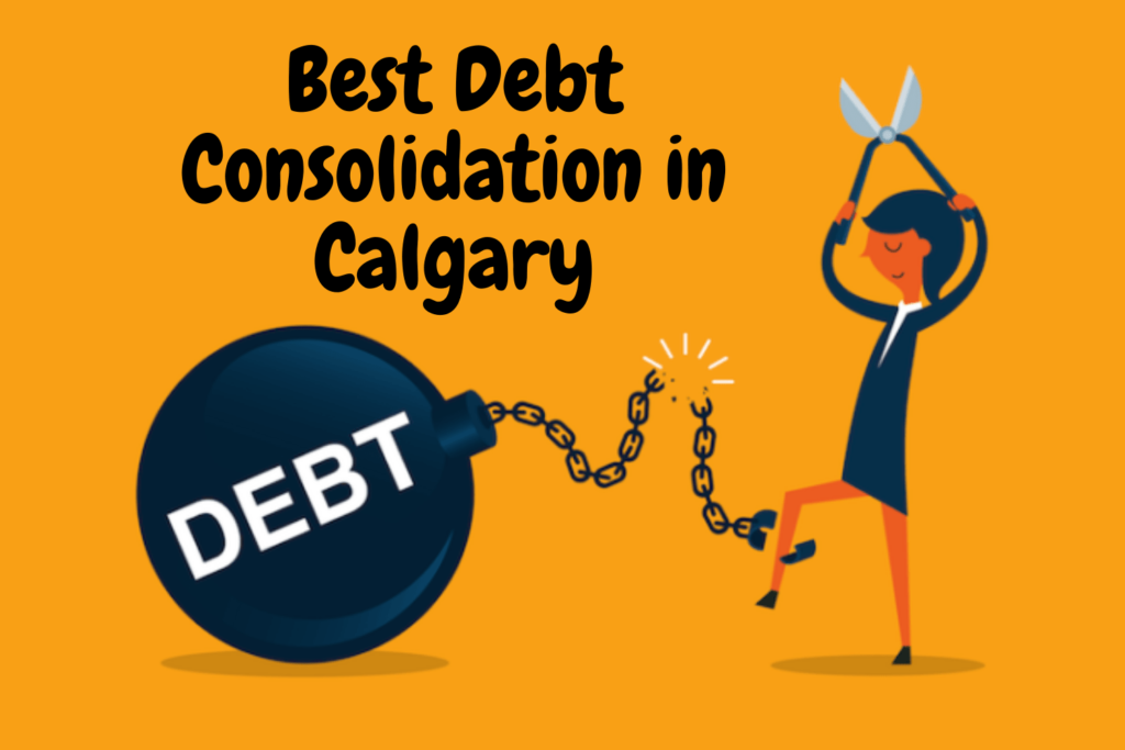 Best Debt Consolidation in Calgary