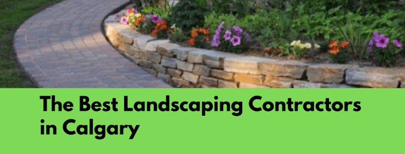Best Landscaping Contractors in Calgary