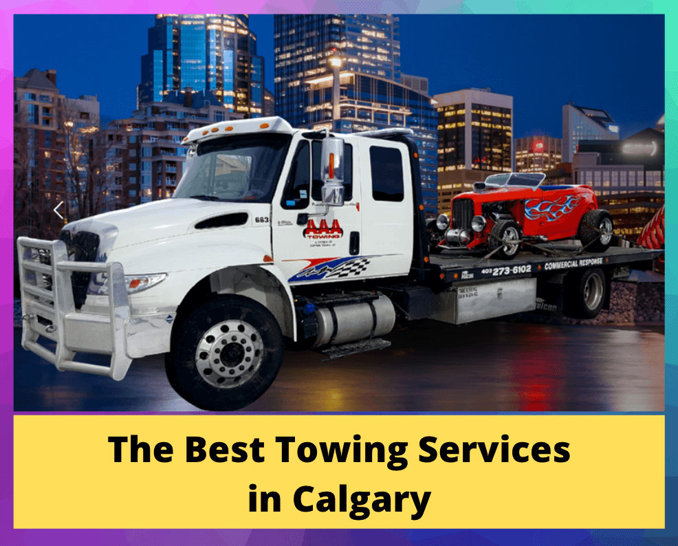 Best Towing Services in Calgary