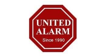 United Alarm's Logo