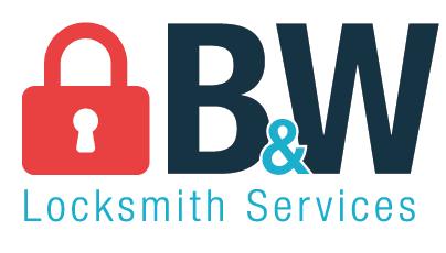 B&W Locksmith and Auto's Logo