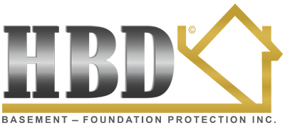 HBD Basement Foundation Protection Inc.'s Logo