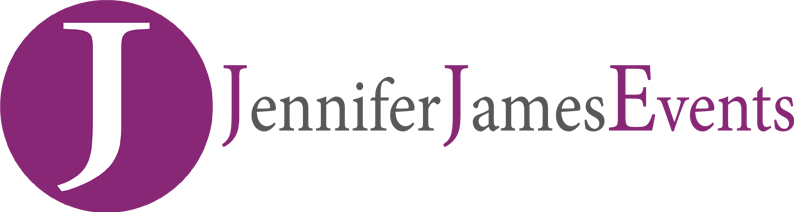 Jennifer James Events' Logo