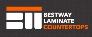 BestWay Laminates Ltd & Calgary Countertops' Logo