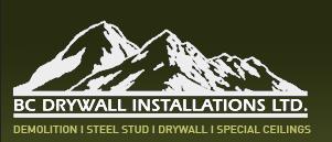 BC Drywall Installations Ltd.'s Logo