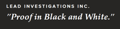 Lead Investigations Inc.'s Logo