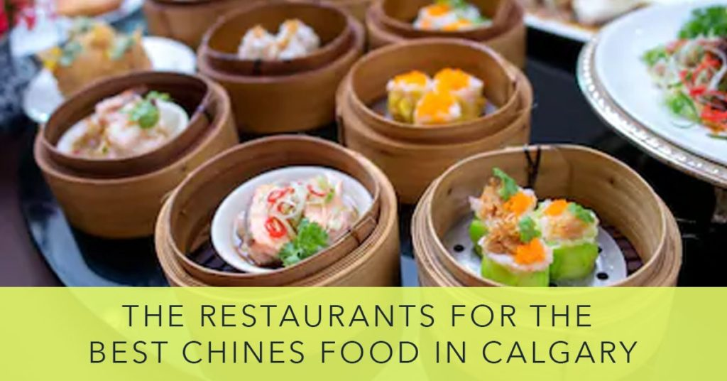Best Chinese Food in Calgary