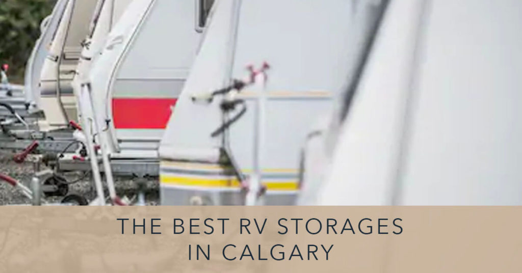 Best RV Storage in Calgary
