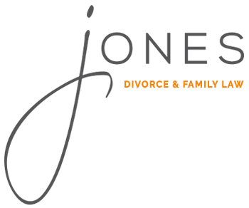 Jones Divorce Law's Logo