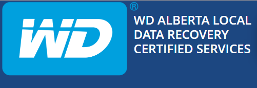 WD Alberta Local Data Recovery Certified Services' Logo