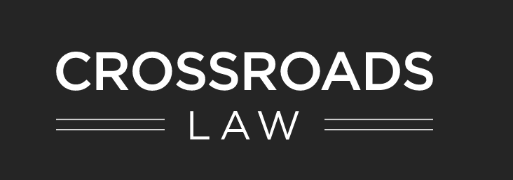 Crossroads Law's Logo
