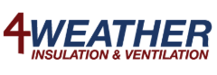 4 Weather Insulation & Roofing's Logo