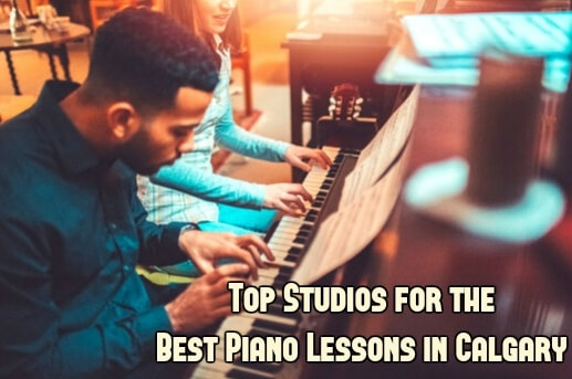 Best Piano Lessons in Calgary