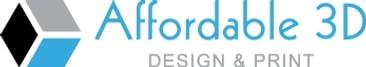 Affordable 3D's Logo