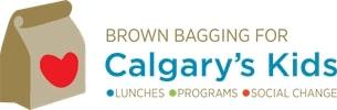 Brown Bagging for Calgary's Kids' Logo