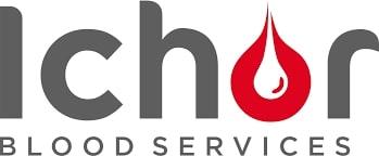 Ichor Blood Services' Logo