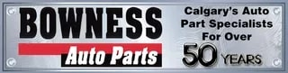 Bowness Auto Parts' Logo