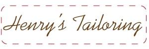 Henry's Tailoring's Logo