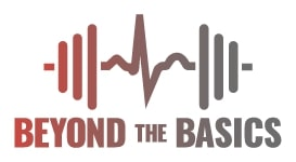 Beyond The Basics Fitness Equipment's Logo