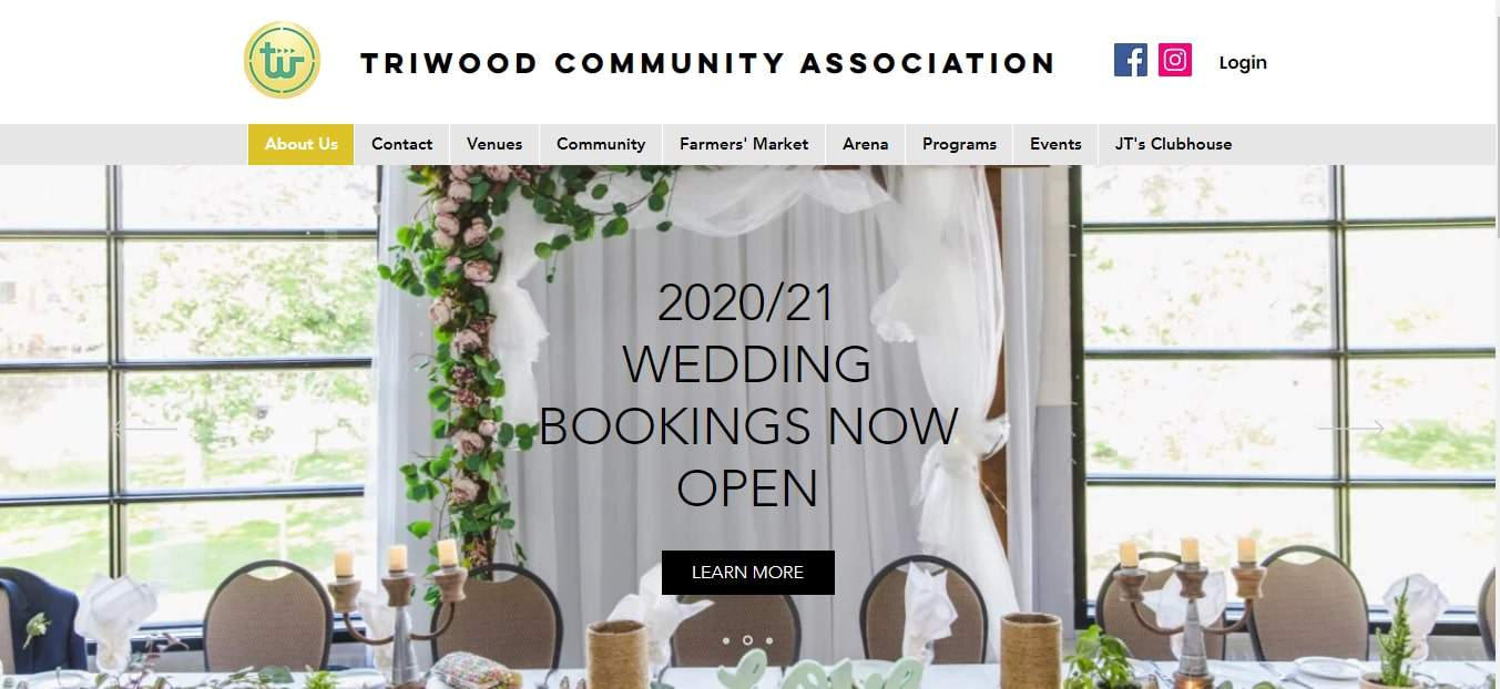 Triwood Community Association's Homepage