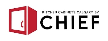 Kitchen Cabinets Calgary by Chief's Logo