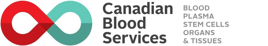 Canadian Blood Services' Logo