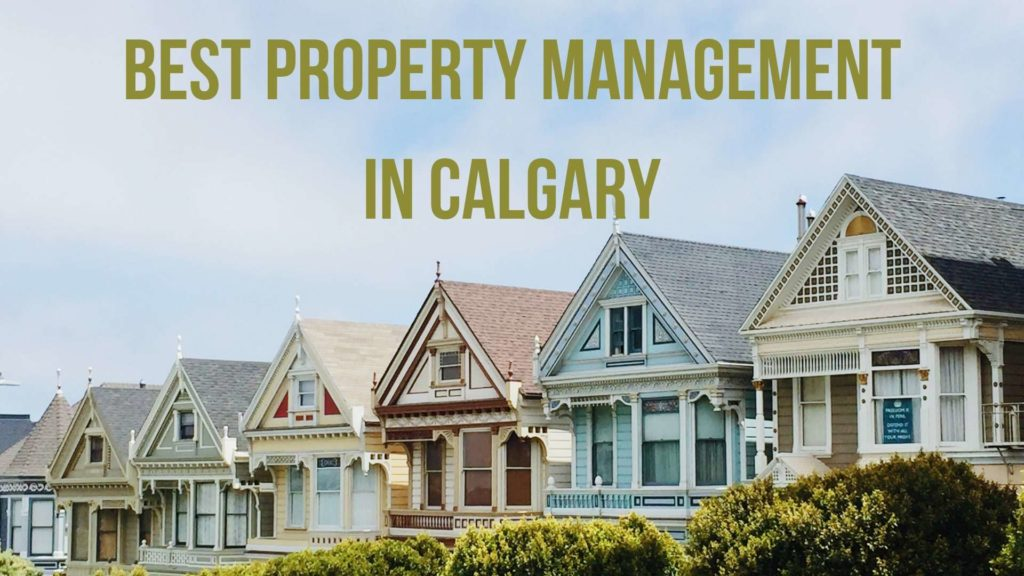 Best Property Management in Calgary