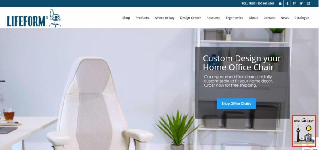 LIFEFORM Chairs' Homepage