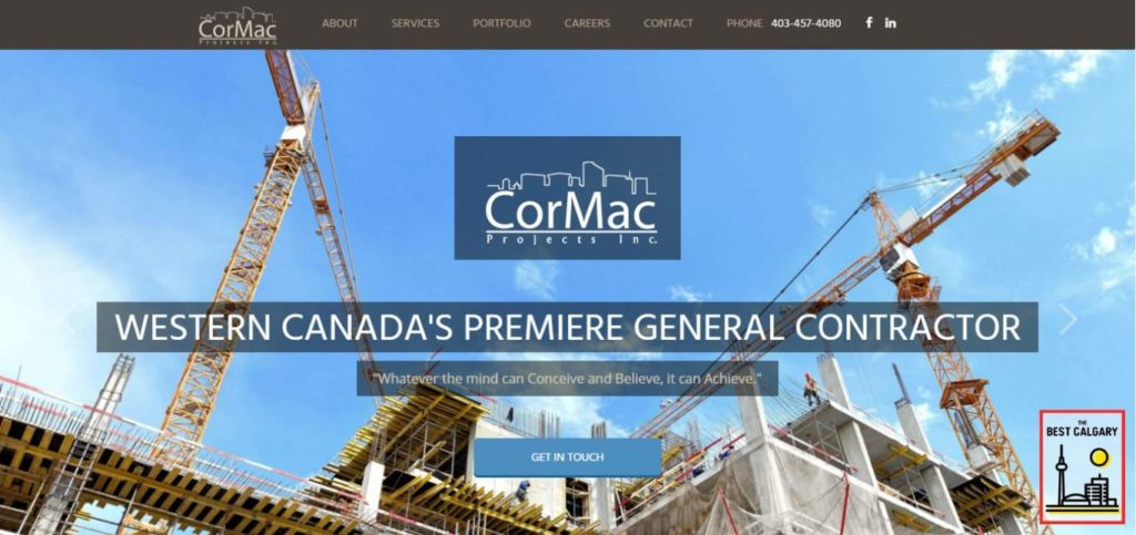 Cormac Solutions' Homepage